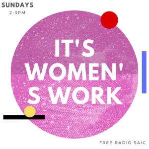 It's Women's Work